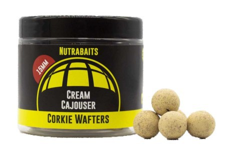 Boilies Wafter Cream Cajouser 15 mm