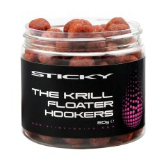 Boilies The Krill Floater Hookers 16 mm