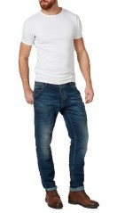 Jeans Uomo Mechanic Tapered