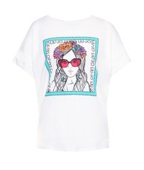 T-Shirt Donna Over Fit