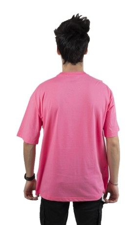 T-Shirt Uomo American Classic Fluo