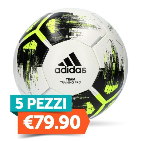 Bundle 5 Palloni Adidas Trianing Pro