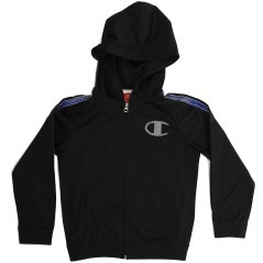 Tuta Bambino Hooded Full Zip felpa