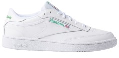 Men's Shoes Club C 85 White Green Side