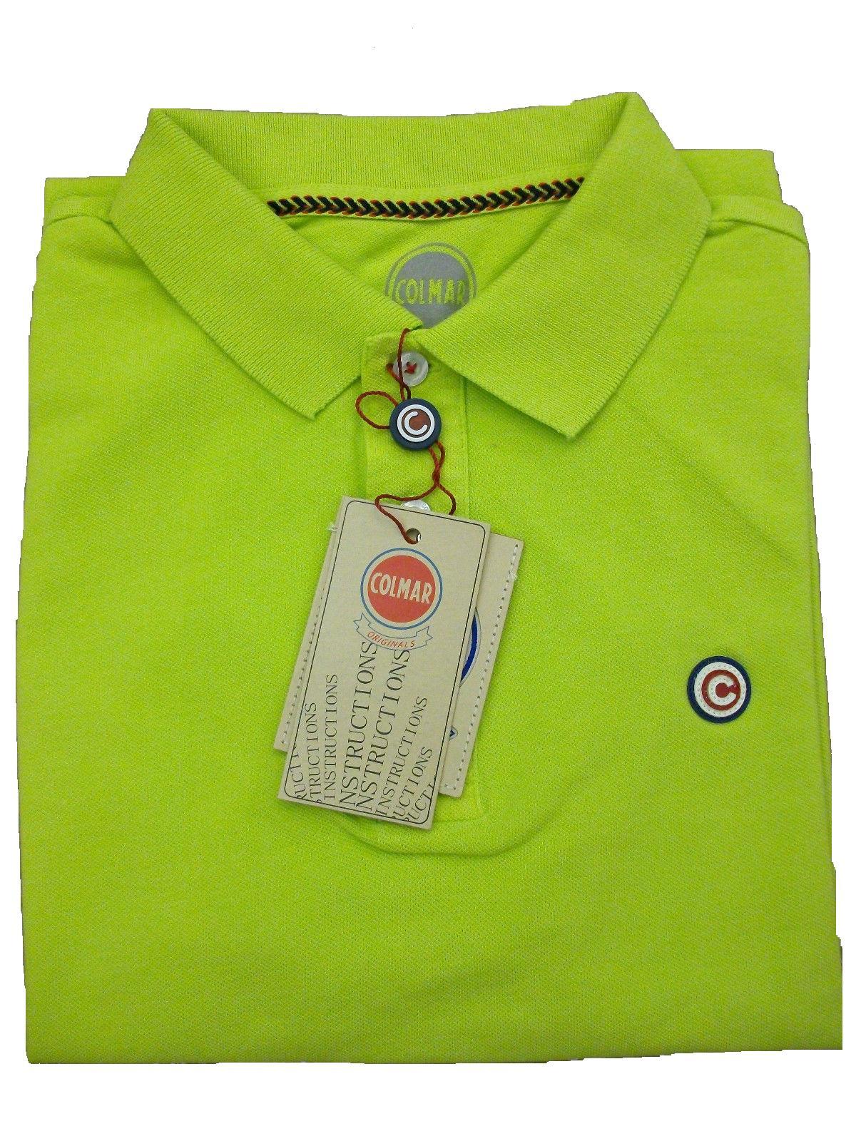 Polo man Piquet colore Green Variant 1 - Colmar Originals - SportIT.com 3a91ea09875