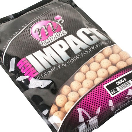 Boilies Mainline High Impact Choc-O 20mm