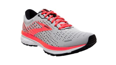 Running shoes Women Ghost 13 grey pink