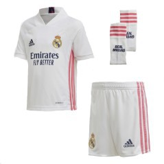 Kit Junior Real Madrid Domicile 2020/21