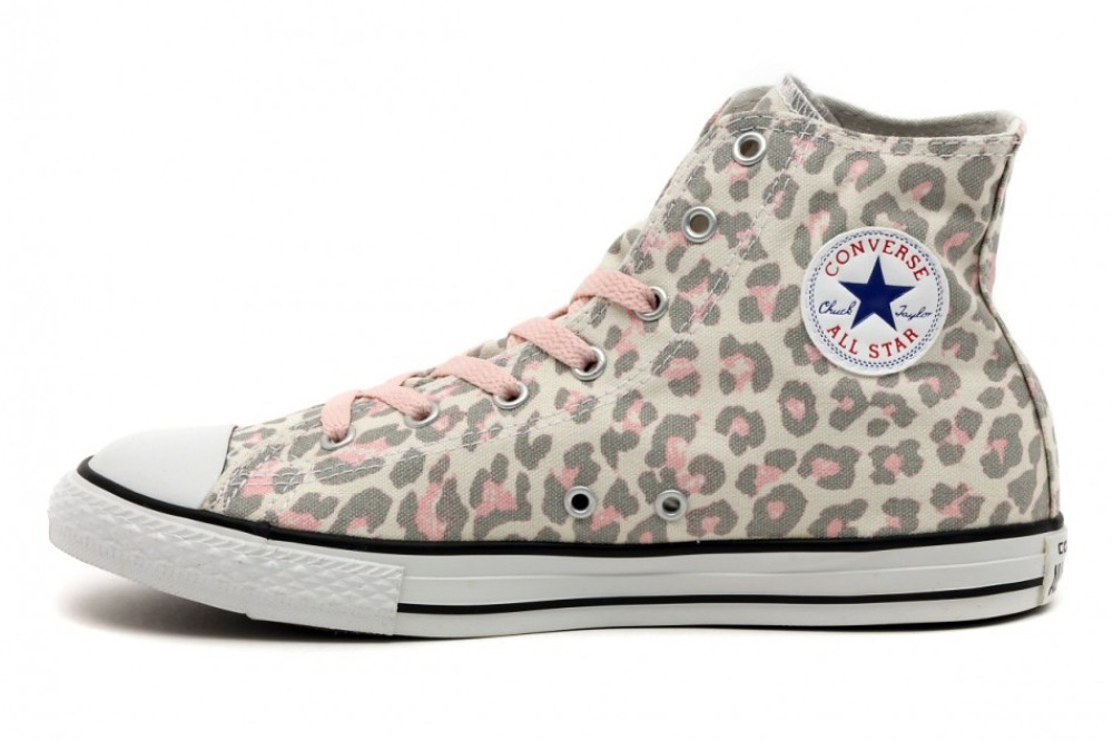 Scarpe bambina Hi Canvas Graphic All Star