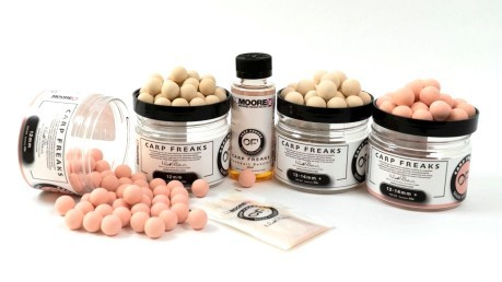 Boilies Pop-up 14 mm Carp Freaks+ by Mark Pitchers