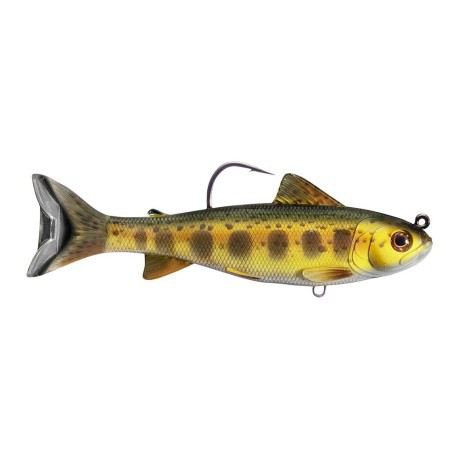 Esca Artificiale Trout Parr 4''