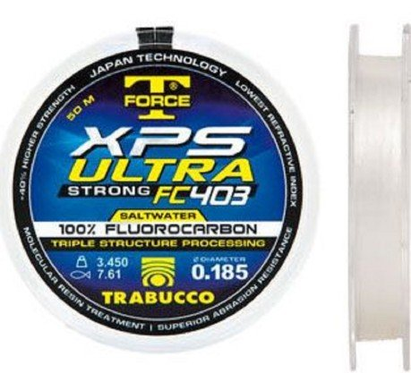 Filo XPS Ultra Strong Saltwater T-Force 0,400 mm
