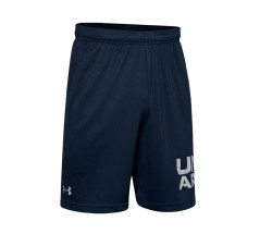 Short Uomo UA Tech Wordmark nero