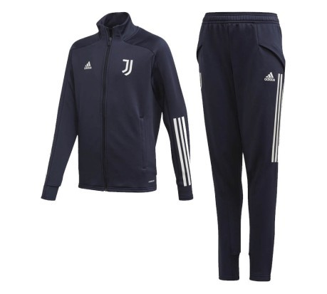 Tuta Calcio Junior Juventus TK Suit 2020/21blu