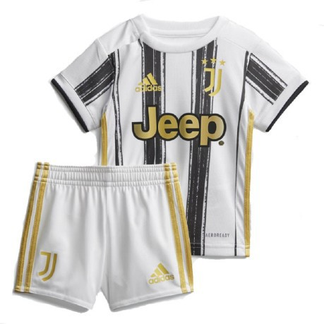 Mini Kit Home Juventus 20/21
