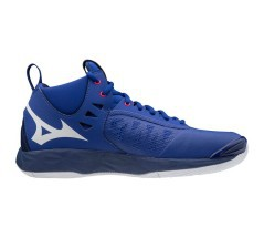 Scarpe Volley Wave Momentum Mid blu