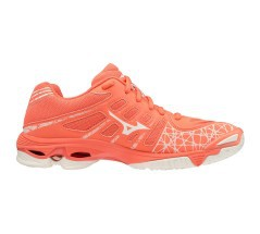 Scarpe Volley Donna Wave Voltage Nazionale rosa