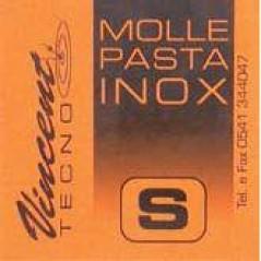 Molle pasta inox S