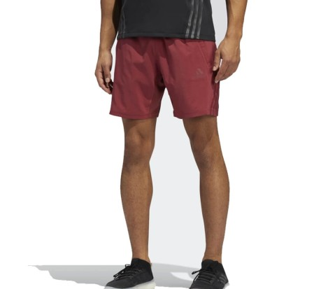 Bermuda Shorts Uomo Aeroready 3- Stripes 8-Inch nero