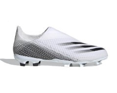 Scarpe Calcio Adidas X Ghosted.3 Laceless FG