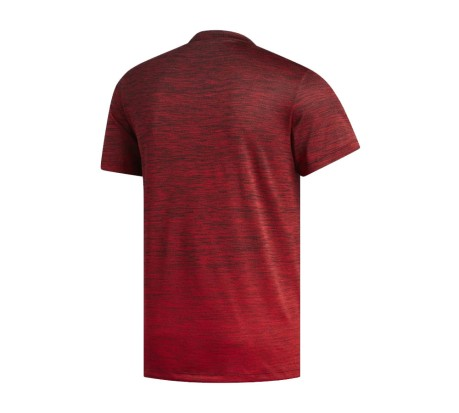 T-Shirt Uomo Tech Gradient fronte
