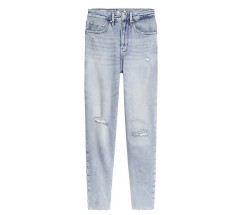 Jeans Donna Mom Jean HR TPRD azzurro