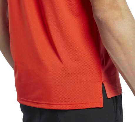 T-Shirt Uomo TS Activechill Graphic Move rosso