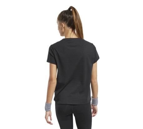 T-Shirt Donna Training Essentials Graphic Tee bianco