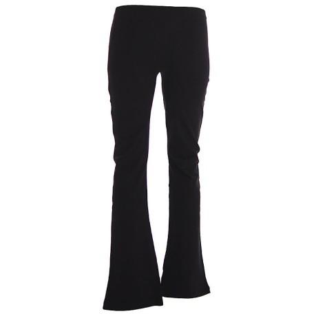pantaloni adidas donna a zampa