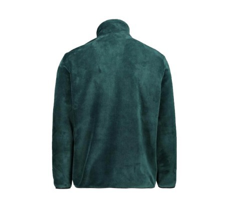 Pile Uomo Jacket HighLoft Full Zip verde