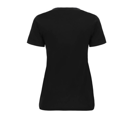 T-Shirt Donna Training Jersey Short Sleeve nero