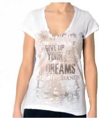 T-shirt donna Fiammata Deha