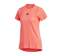 T-Shirt Donna Training Heat.Rdy Tee rosa