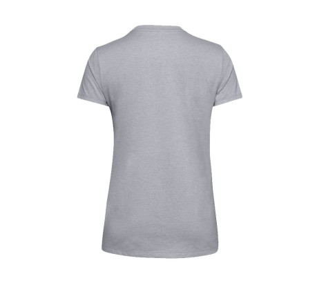 T-Shirt Donna UA Sportstyle Graphic SS grigio