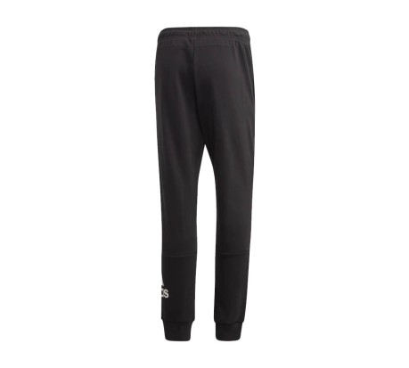 Pantaloni Uomo Badge Of Sport French Terry nero bianco