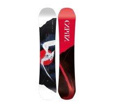 Tavola Snowboard Donna Birds Of a Feather bianco nero