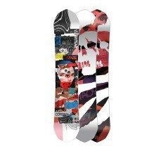 Tavola Snowboard Uomo Ultrafear Wide 155