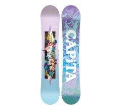 Tavola Snowboard Donna Paradise azzurro
