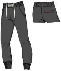 Pantaloni uomo Autentich