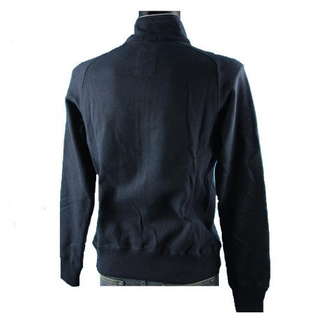 Felpa uomo U.S. Air Force con zip