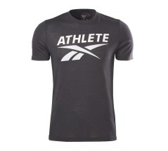 T-Shirt Uomo Athlete Vector Graphic Tee