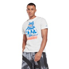 T-shirt Uomo Gritty Kitty fronte