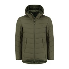 Piumino Thermolite Puffer Jacket Black