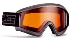 Maschera sci 996 grigio-arancio