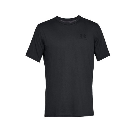 T-shirt Sportstyle Left Chest Under Armour fronte