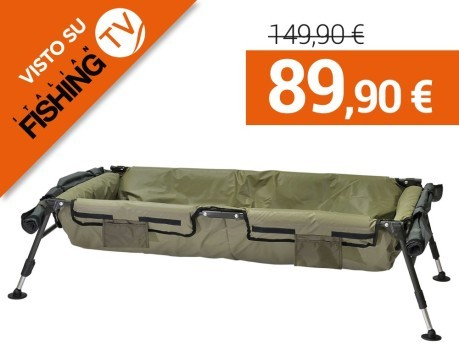 Materassino Nursy Carp Cradle  verde