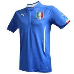 Prima maglia calcio replica Italia Mondiali 2014