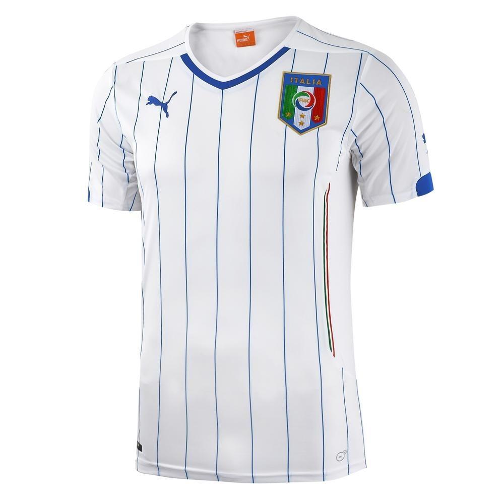 Maglia Italia Away jr Mondiali 2014 Puma