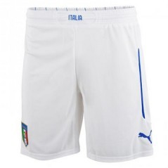 Short de Football de l'Italie bleu
