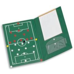 Lavagna da calcio a libro